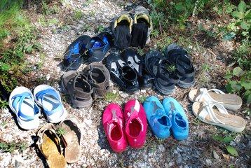 Panama Jack dames sandalen